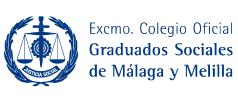 Logo Colegio Graduados Sociales de Málaga y Melilla